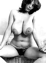 Nipples Pics: Retro Ladies