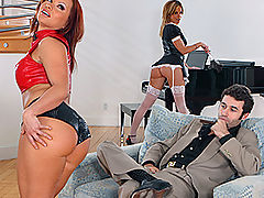 Busty Vintage, Brazzers Video The Finest Imported German Ass
