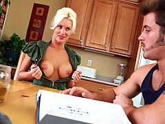 Brandi Edwards & Brad Thunders as Sexy Teacher