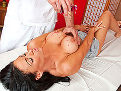 Busty Babes, Brazzers Video Mother's Day Massage