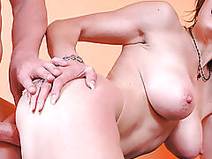 Bouncing Boobs, Fantasy Porn Shot with Christina Noir