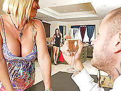 Hard Nipples, Brazzers Porn The Best Birthday Ever