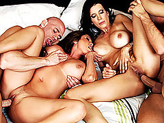 Hairy Pussy, Brazzers Gratis Never a Bore when you're Four