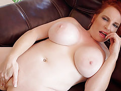 Busty Babes, Red Vixen