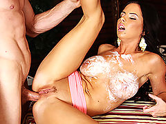 Busty Vintage, Brazzers Passwords Icing on my Cock!!!