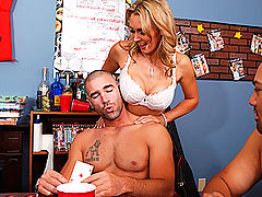 Hairy Pussy, Brazzers The Ace is a Private Massage
