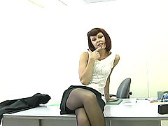 Bigtits Officesex, Rubee Tuesday as Sexy Teacher