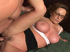 Busty Babes, Rebecca Bardoux in Fucking Hot Moms