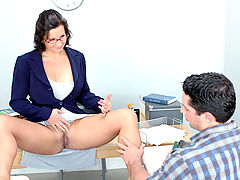 Bigtits Officesex, Cynthia Pendragon & Travis Lee as Sexy Teacher