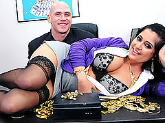 Big Tits Fetish, Brazzers Free Goldfinger My Pussy