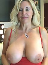 Nipples Pics: Orally Obsessed Wifey in Survey Sex