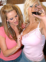 Kelly Madison and Puma Swede