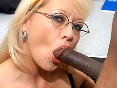 Bigtits Officesex, Ms. Charms & Billy Banks as Sexy Teacher