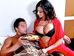 Busty Babes, Brazzers Videos Head and Breakfast