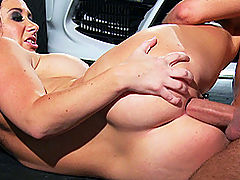 Bouncing Boobs, Brazzers Free Full Anal Tune-UP