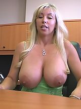 Busty Gallery, Orally Obsessed Wifey in Stud Farm XXX