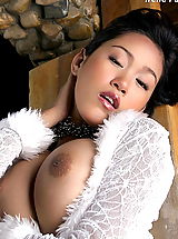 Busty Ebony, Asian Women irene fah a4y 03 bigtits hanging lingerie