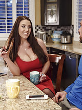 Busty Grannies, Angela White,Johnny Castle