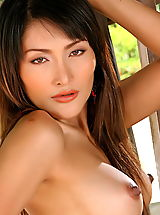 nipples erect Asian