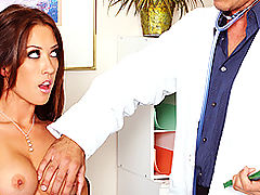 Busty Vintage, Brazzers Video You Stole My Wish, Bitch!!!