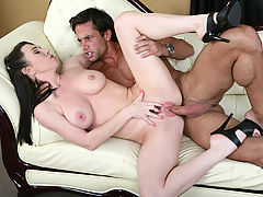 nice boobs, Rayveness & Alan Stafford in Fucking Hot Moms