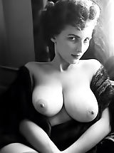 nice titties, Retro Nymphs