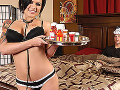 Brazzers Videos Bedside Mammaries