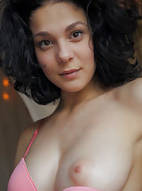 Bouncing Boobs, Callista B from Ukraine