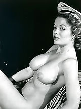 Busty Housewives, Retro Erotic