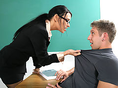 Vanilla DeVille & Danny Wylde as Sexy Teacher