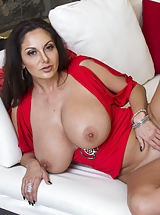 Busty Boobs, Ava Addams,Preston Parker