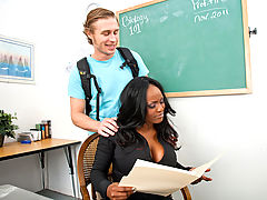 Jada Fire & Michael Vegas as Sexy Teacher