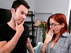Lya Pink & Tim Cannon as Sexy Teacher